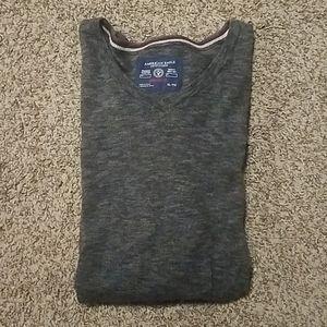 Long slweve mens AE sweater